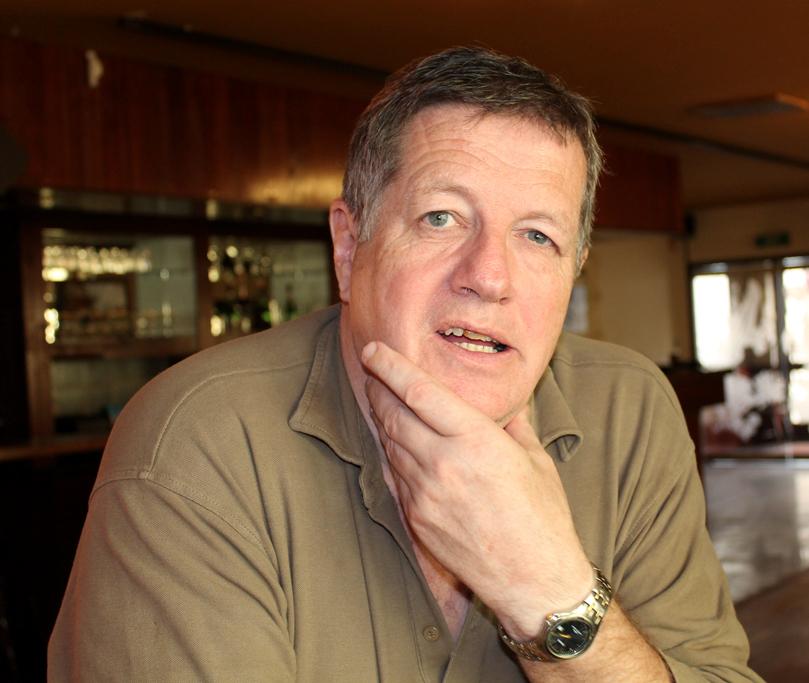 Martin van Ramele (1956 - 2014)